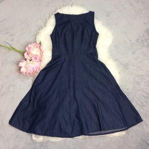Dresses & Skirts - Pretty Denim Dress